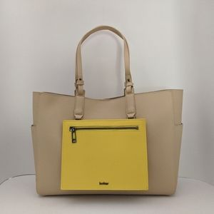Botkier - Park Slope Leather Large Tote w/Pocket